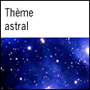 Thème astral simple