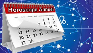 Horoscope annuel complet